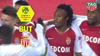 But Gelson MARTINS (13') / AS Monaco - FC Nantes (1-0)  (ASM-FCN)/ 2018-19