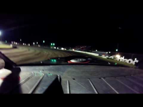 Superbowl Speedway Street Stock Heat Race 09/24/2016