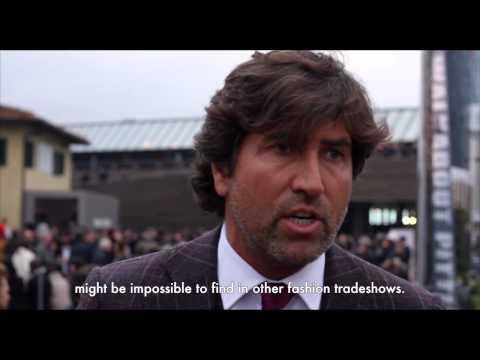 FIDANCIA - FRANCESCO Interview, PITTY UOMO Florence Jan 2015