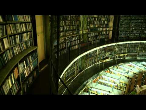 CATHEDRALS OF CULTURE - Clip MICHAEL GLAWOGGER: National Library - St. Petersburg, Russia - HD