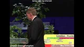 The Kent Hovind Creation Seminar (1 of 7): The Age of the Earth
