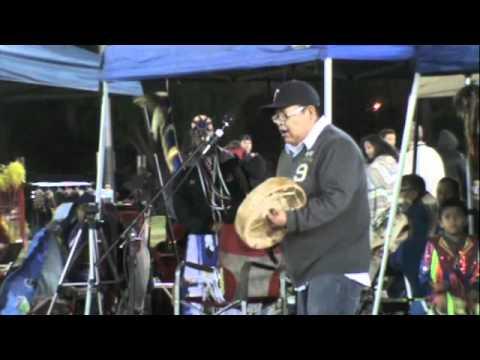 UCR 12 Hand Drum MR. ADRIAN YAZZIE