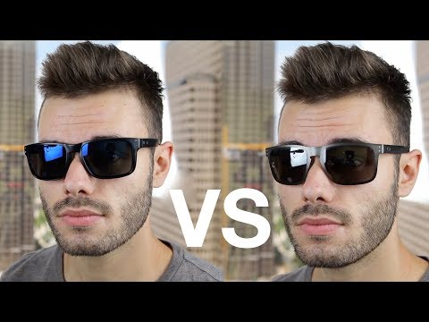 Oakley Original Holbrook Vs Holbrook Metal