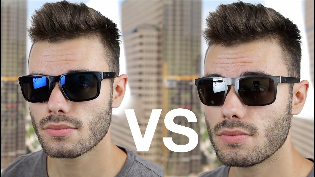 7880cb95da7a7 Oakley Original Holbrook Vs Holbrook Metal - YouTube