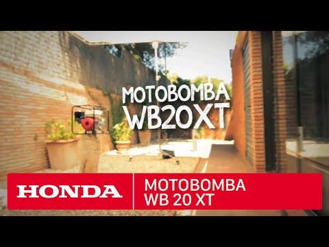 Motobomba De Caudal Honda Wb 20 Xt thumbnail
