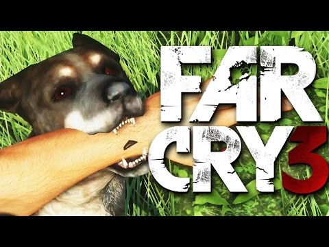 Far Cry 3 Funny Moments (Blood Komodo Dragon, C4 & Mines, TAPIR)