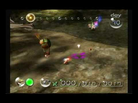 Pikmin Extinction on Day 30