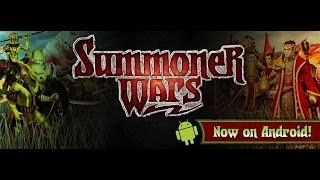 Summoner Wars Android Gameplay Trailer HD
