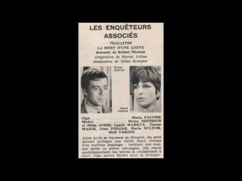 les enquéteurs associés   francois de roubaix  1970