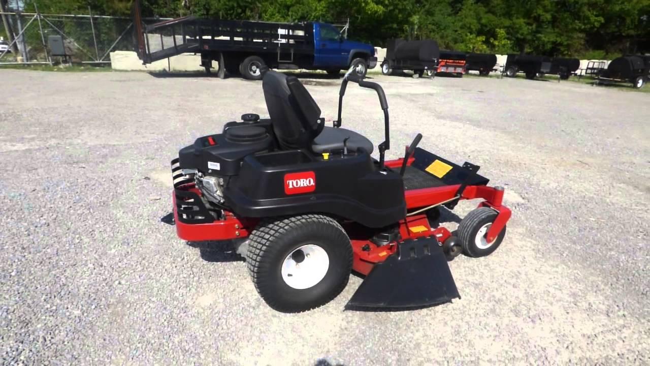 Used toro mx5060 zero turn lawn mower 50 timecutter 23 for Used lawn mower motors