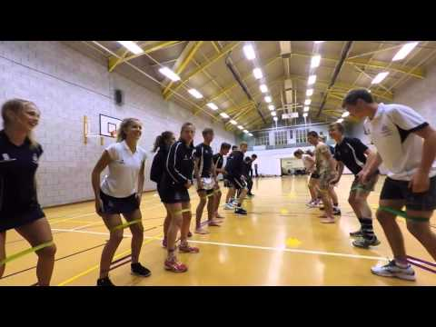 Marlborough College - Athletic Performance - Presentation