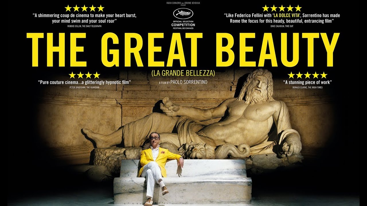 The Great Beauty trailer - in cinemas from 6 September 2013 - YouTube