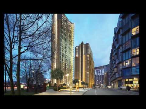 The Residence | Manchester | Riverside Apaartments