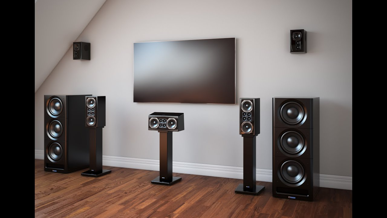Xtz Cinema Series M6 And S5 Speaker System Review Youtube