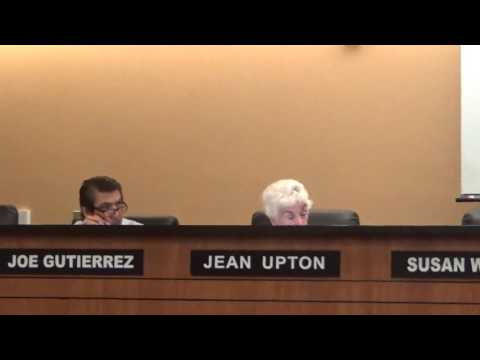 Merced College Board of Trustees Meeting September 12, 2016 (Part 1)