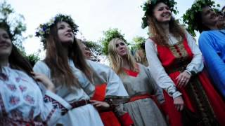 IVAN KUPALA DAY: midsummer celebrations in Russia, music by Chill On The Sun