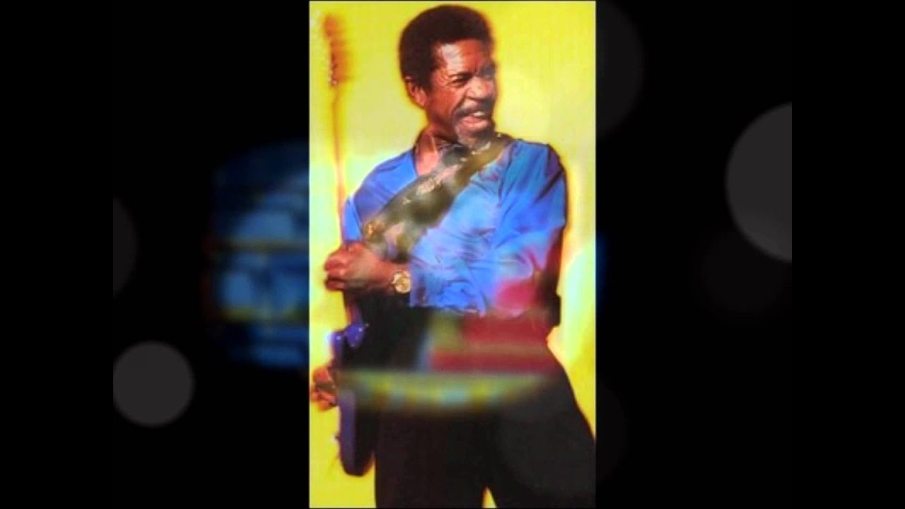 Luther Allison - Will It Ever Change 2010.wmv