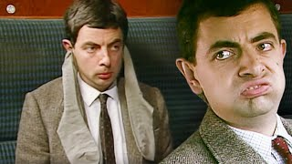 Download lagu Bean On The TRAIN 🚆 | Mr Bean Full Episodes | Mr Bean Official