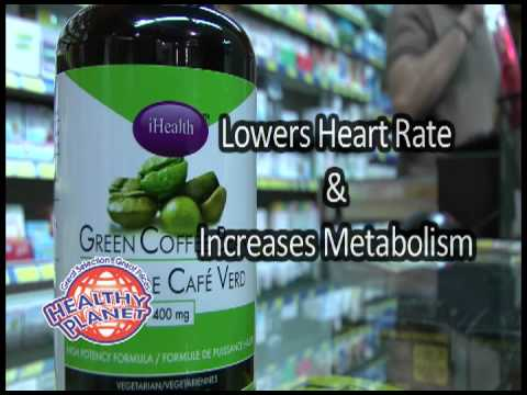 Healthy Planet TV Product Review: Green Coffee Bean