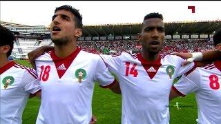 Maroc 1 - 0 France - Final Toulon 2015 ملخص الشوط الاول المغرب 1 - 0 فرنسا
