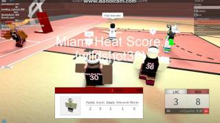 Roblox NBA Phenom Gameplay
