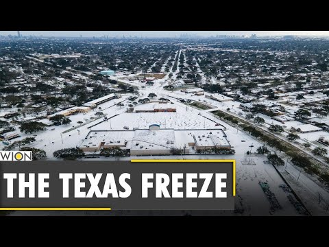 Texas faces dire aftermath situation | Texan weather exposes water nightmare | Winter Storm | WION