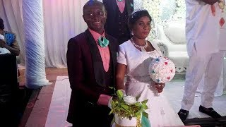 NEW BEGINING OF PASTOR ENIEKAN AND HIS JEWEL ROSE... (A DAY TO REMEMBER)