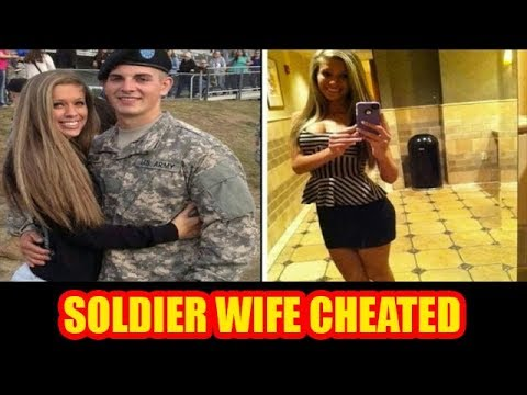 On wife soldier cheats Marine goes