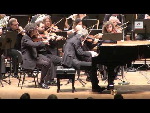 Mozart i Piotr Anderszewski