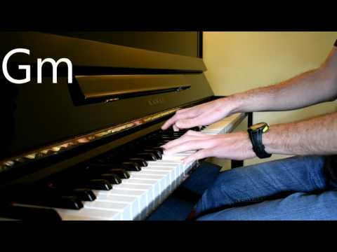 Cold Cold Cold - Cage the Elephant - Piano Cover (With Chords)
