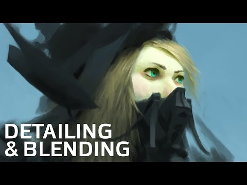 DETAILING AND BLENDING - Tutorial