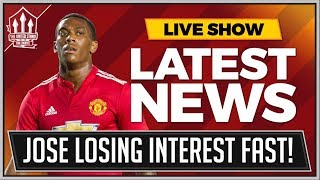 Mourinho and Martial at War! Manchester United News Now