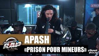 Apash Prison pour mineurs #PlanèteRap