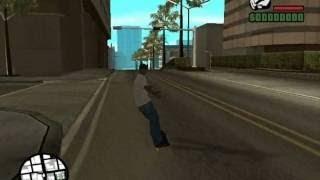 GTA san andreas: how to get a skateboard - (GTA san andreas skateboard) - PARODY