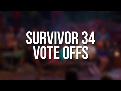 Survivor Game Changers: Vote Offs