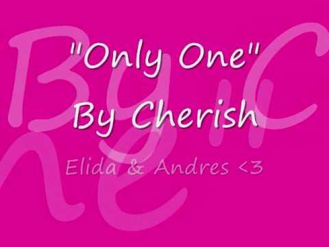 Cherish- Only One lyrics