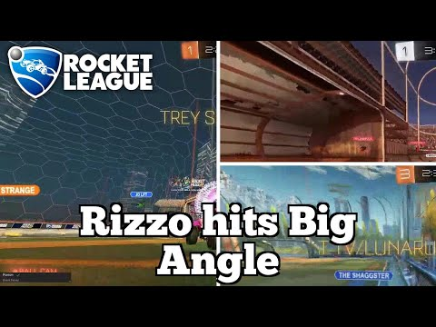 Pro Rocket League Moments: Rizzo hits Big Angle thumbnail