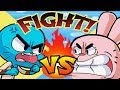 The Amazing World of Gumball - Remote Fu!!! - I know Remote Fu... [Cartoon Network Games]