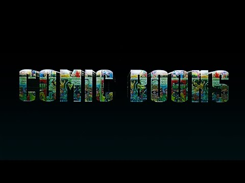 INTRO For Comic Books Vs The World!!