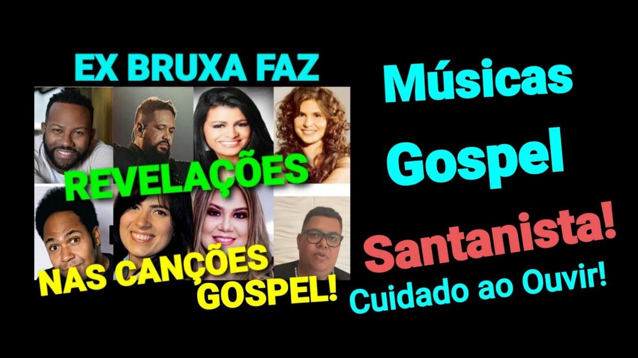 Ex Bruxa Fala Tudo! Revela O Ocultimos Dentro Da Música Gospel.