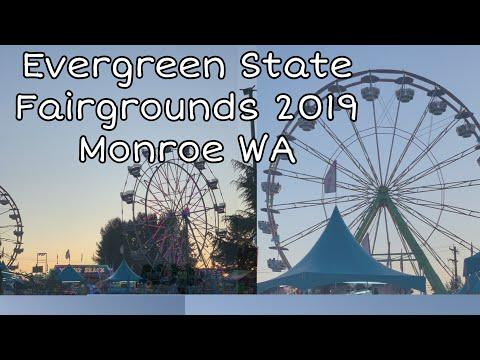 Evergreen State Fairgrounds 2019 Monroe WA