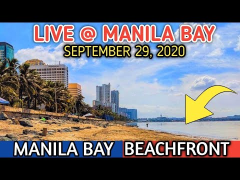 Download LIVE NOW: MANILA BAY UPDATE