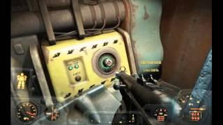 Fallout 4 - 371 - локация у рыбзавода - гули и ядерный блок