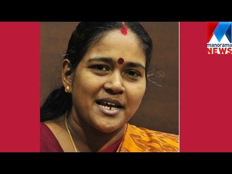 Shoba surendran says BJP cheat her;complaint give to Amit Sha | Manorama News