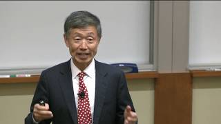 Weijian Shan at Berkeley Haas | Out of the Gobi: My Story of China and America