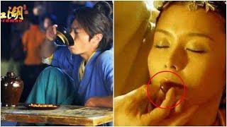 Rượu độc, thuốc tiên trong phim Trung Quốc hóa ra được làm thế này!