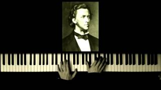 Chopin - Valse op. posth. in a minor (B.150)