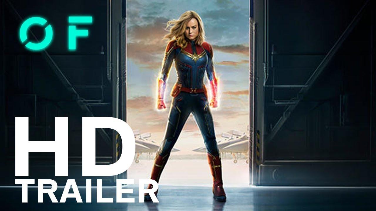 'Capitana Marvel', Tráiler Subtitulado En Español De La
