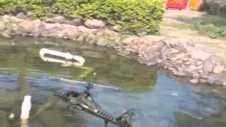 Радиоуправляемый вертолет FX035 2.4G 4CH RC Helicopter с одним винтом и гироскопом(Спецификация - размеры: 45.5 × 13.8 × 14.8 см; - аккумулятор: Li-po battery 7.4V 800MAH; - время до полной подзарядки: 2,5 часа;..., 2014-10-22T13:30:50.000Z)