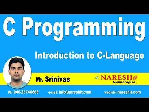 Download Youtube: Introduction to C Language - Part 1 | C Language Tutorial